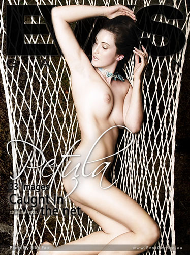 """Petula """"Caught In The Net"""""""