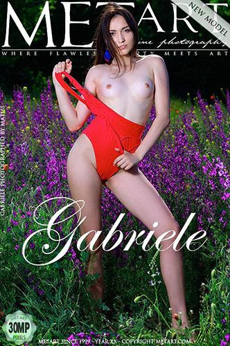 "Gabriele ""Presenting"""