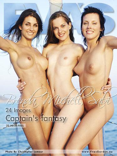 "Brenda, Michell & Sabi ""Captains Fantasy"""