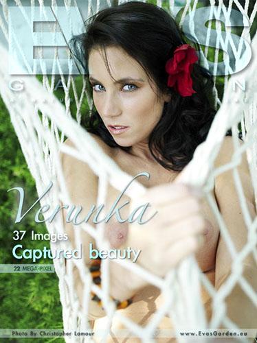 "Verunka ""Captured Beauty"""