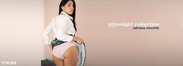 "Adriana Chechik ""Schoolgirl Collection"""