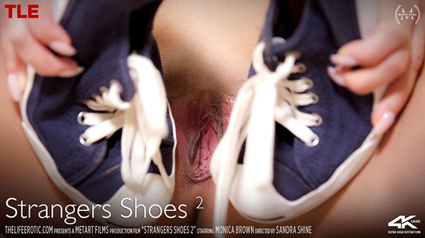 """Monica Brown """"Strangers Shoes 2"""""""