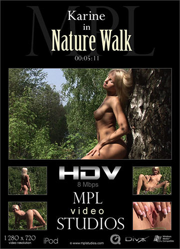 """Karine """"Nature Walk"""""""