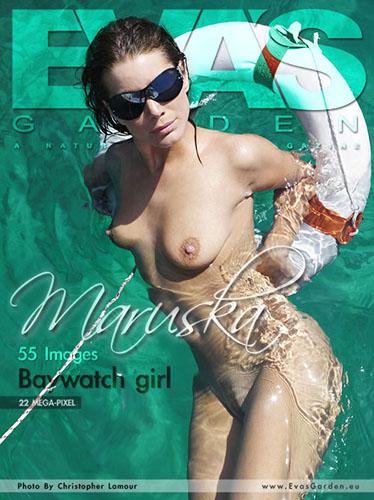 "Maruska ""Baywatch Girl"""