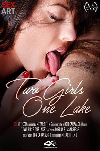 """Lorena B & Sabrisse A """"Two Girls One Lake"""""""