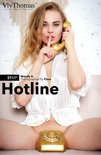 """Mandy A """"Hotline"""""""
