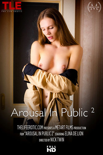 "Elina De Lion ""Arousal In Public 2"""