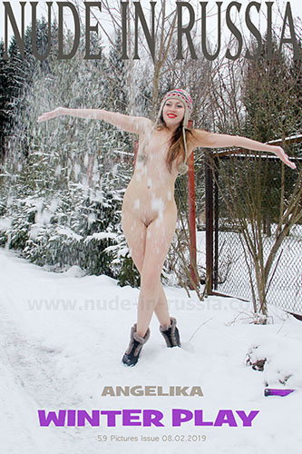 "Angelika ""Winter Play"""