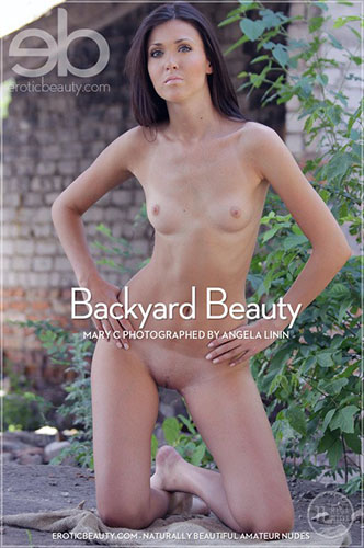 "Mary C ""Backyard Beauty"""