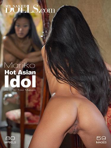 """Mariko """"Hot Asian Idol"""""""
