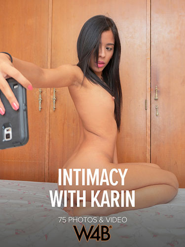 "Karin Torres ""Intimacy With Karin"""