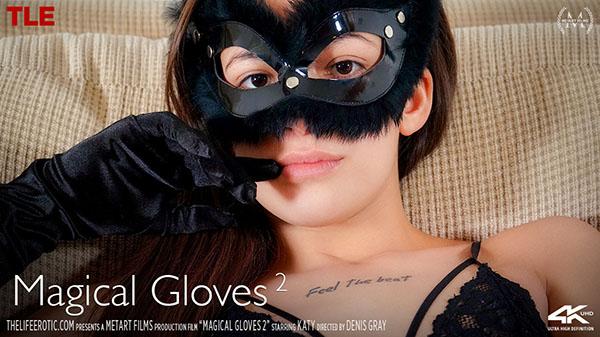 """Katy A """"Magical Gloves 2"""""""