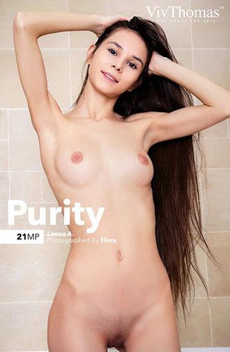 """Leona A """"Purity"""""""