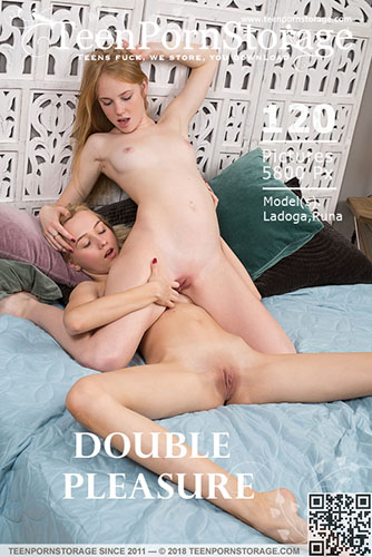 "Lagoda & Runa ""Double Pleasure"""