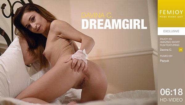 "Davina C ""Dreamgirl"""