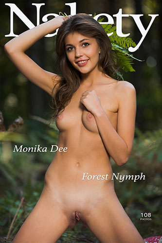 "Monika Dee ""Forest Nymph"""