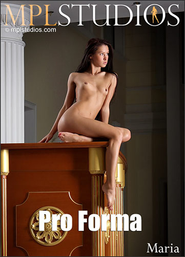 "Maria ""Pro Forma"""