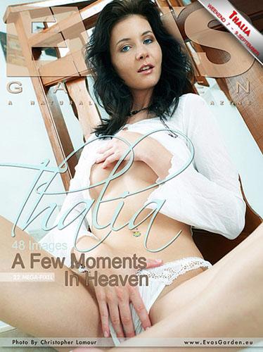 "Thalia ""A Few Moments In Heaven"""
