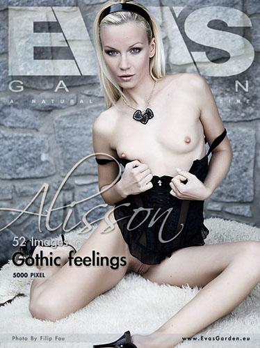 "Alisson ""Gothic Feelings"""