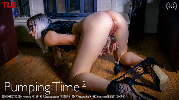 """Kate Fresh """"Pumping Time 2"""""""