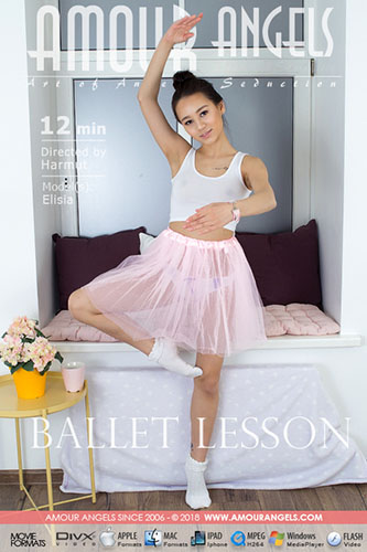 """Elisia """"Ballet Lesson"""""""