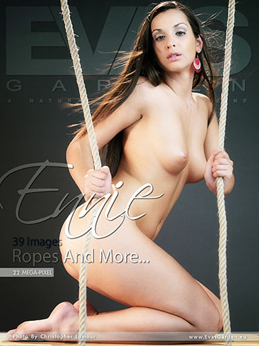 """Ennie """"Ropes And More"""""""