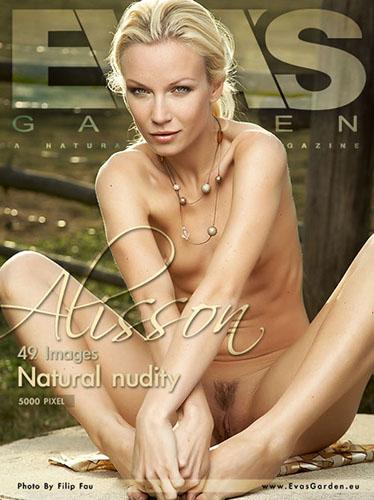 "Alisson ""Natural Nudity"""
