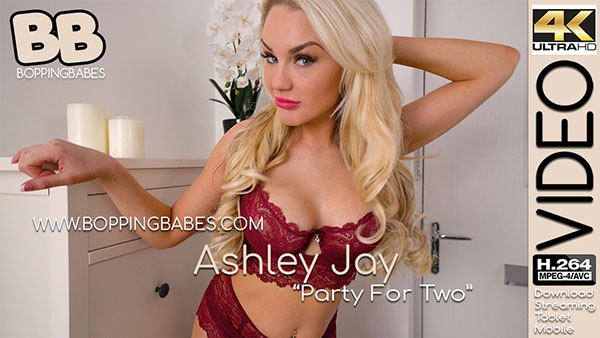 "Ashley Jay ""Party For Two"""