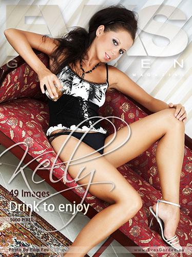 "Kelly ""Drink To Enjoy"""