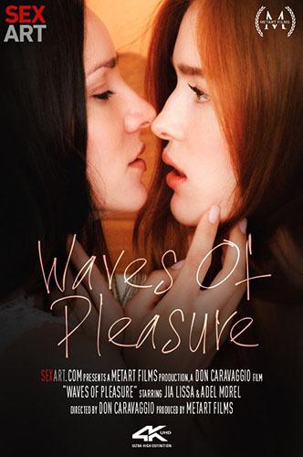 "Adel Morel & Jia Lissa ""Waves of Pleasure"""