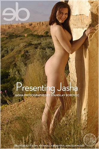"Jasha ""Presenting"""