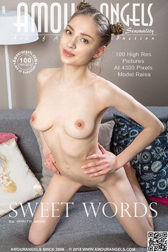 """Raisa """"Sweet Words"""""""
