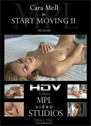 "Cara Mell ""Start Moving II"""