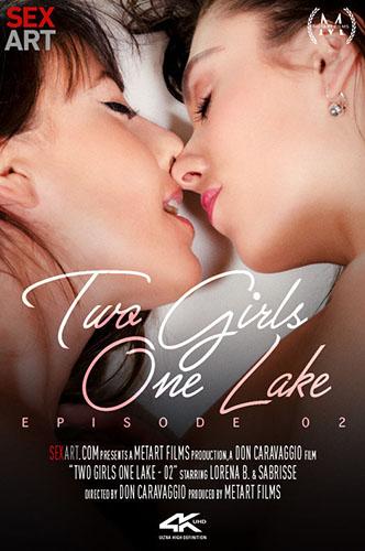 """Lorena B & Sabrisse A """"Two Girls One Lake 2"""""""