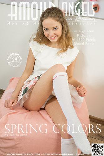 "Faina ""Spring Colors"""