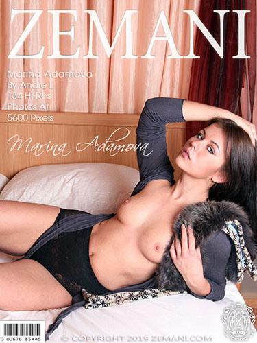 "Marina Adamova ""Presenting"""
