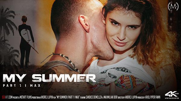 "Candice Demellza ""My Summer Part 1 - Max"""