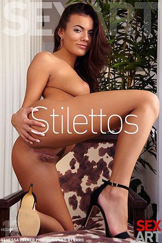 """Vanessa Decker """"Stilettos"""""""