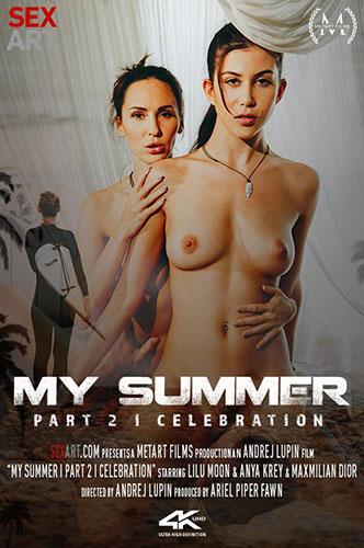"Lilu Moon & Anya Krey ""My Summer Episode 2 - Celebration"""