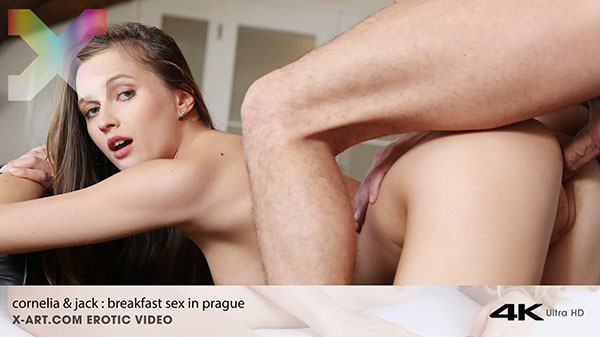 "Cornelia ""HOT Breakfast SEX"""