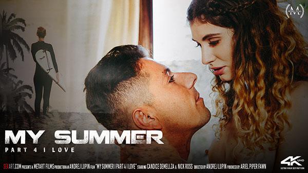 "Candice Demellza ""My Summer Episode 4 - Love"""