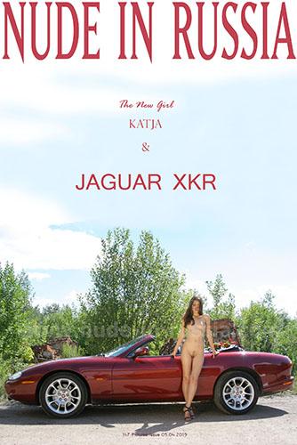 "Katja ""Jaguar XKR"""