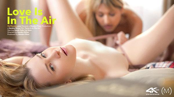 "Ivy Rein & Sarah Cute ""Love Is In The Air"""