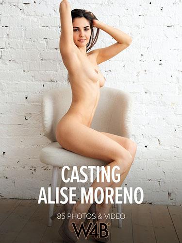 "Alise Moreno ""Casting"""