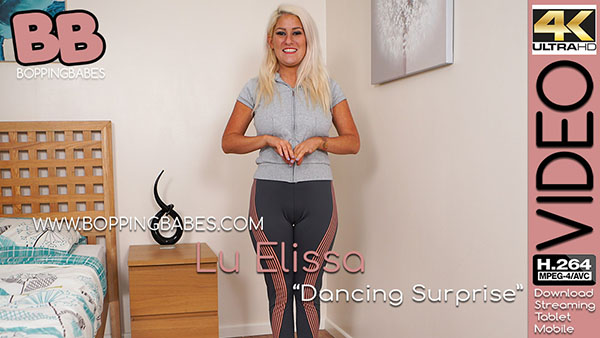 "Lu Elissa ""Dancing Surprise"""