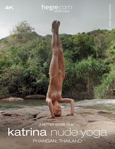 "Katrina ""Nude Yoga"""