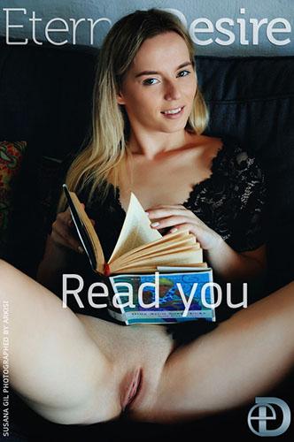 "Susana Gil ""Read You"""