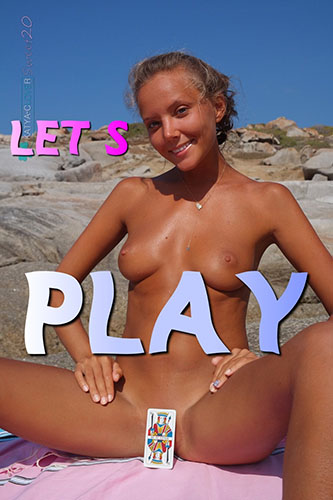 "Katya Clover ""Let's Play"""