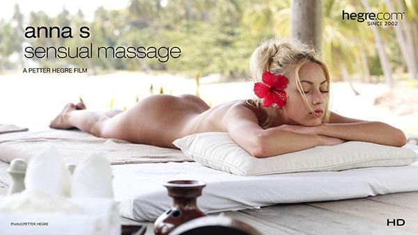 "Anna S ""Sensual Massage"""