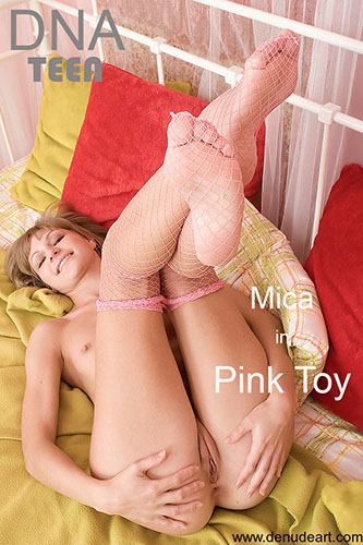 """Mica """"Pink Toy"""""""